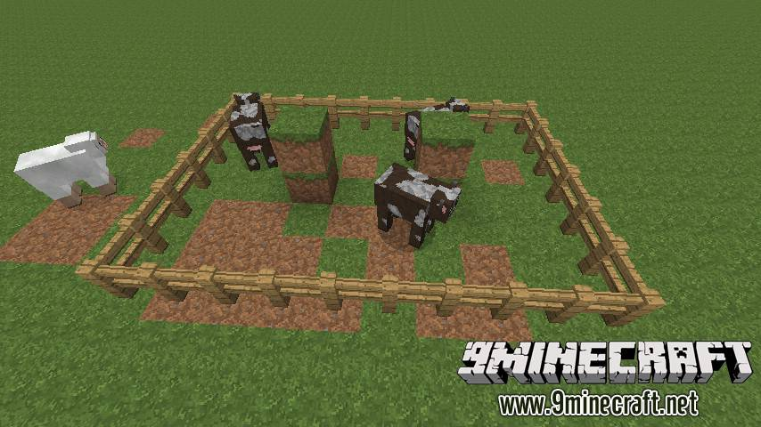 1492068251_232_hungry-animals-mod-1-10-21-7-10-realistic-animals Hungry Animals Mod 1.10.2/1.7.10 (Realistic Animals)