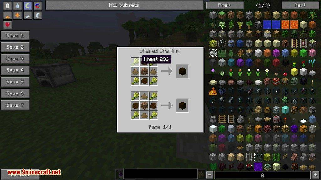 Hungry Animals Mod Crafting Recipes 5