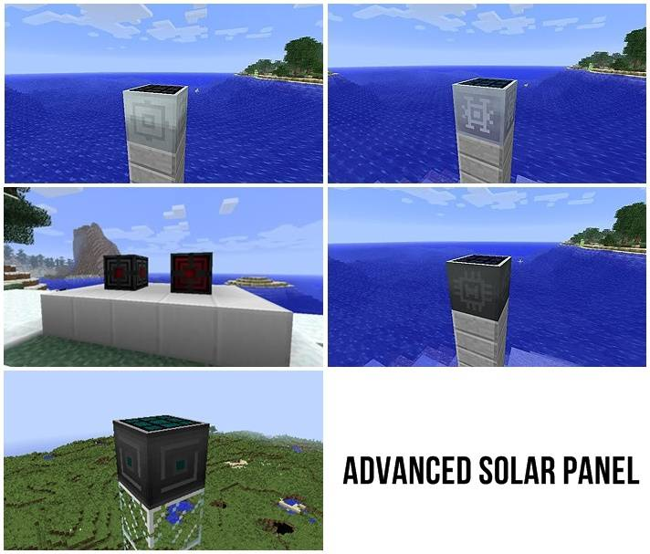 1492069155_917_advanced-solar-panel-mod-1-11-21-10-2-for-minecraft Advanced Solar Panel Mod 1.11.2/1.10.2 for Minecraft