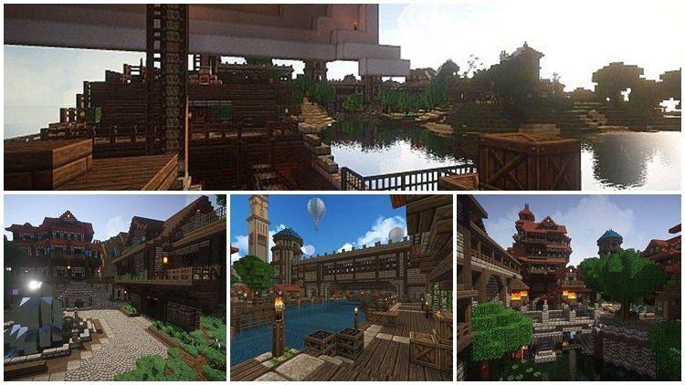 1492084053_19_halcyon-days-resource-pack-1-11-21-10-2 Halcyon Days Resource Pack 1.11.2/1.10.2