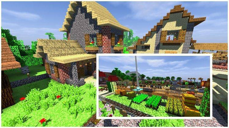 1492084437_735_nostalgia-craft-resource-pack-1-11-21-10-2 Nostalgia Craft Resource Pack 1.11.2/1.10.2