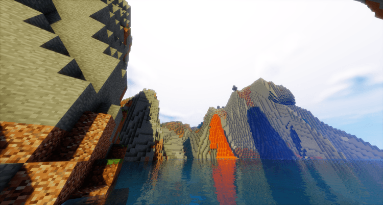 1492091291_233_realistic-terrain-generation-mod-for-minecraft-1-11-21-10-2 Realistic Terrain Generation Mod for Minecraft 1.11.2/1.10.2