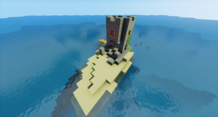 1492093222_533_survival-island-stranded-map-for-minecraft-1-10-2 Survival Island Stranded Map for Minecraft 1.10.2