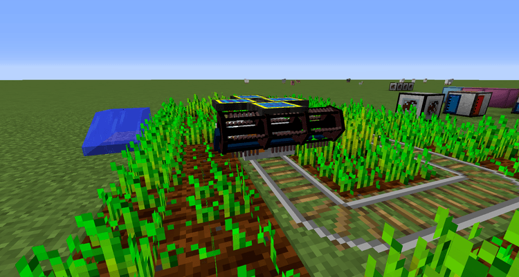 Steve's carts reborn mod for minecraft 02