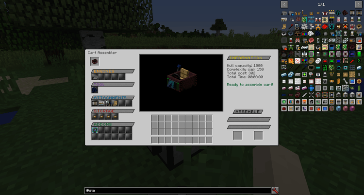 steves carts reborn mod for minecraft 03