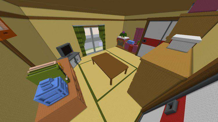 1492103492_293_nobitas-house-map-for-minecraft-1-10-21-9-4 Nobita's House Map for Minecraft 1.10.2/1.9.4