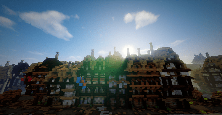1492105685_588_great-fire-of-1666-map-for-minecraft-1-10-21-9-4 Great Fire Of 1666 Map for Minecraft 1.10.2/1.9.4
