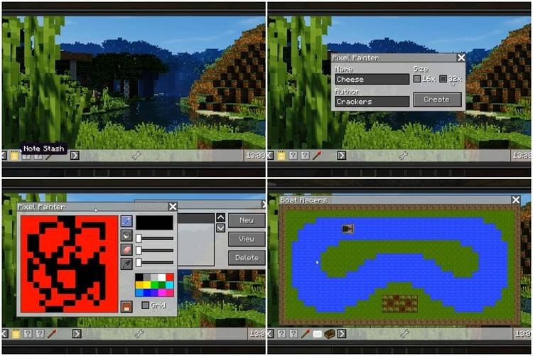 1492106196_187_mrcrayfishs-device-mod-1-11-21-10-2-realistic-laptop-for-minecraft MrCrayfish's Device Mod 1.11.2/1.10.2 – Realistic Laptop for Minecraft