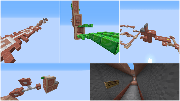 1492112783_684_octocourse-map-for-minecraft-1-10-2 Octocourse Map for Minecraft 1.10.2