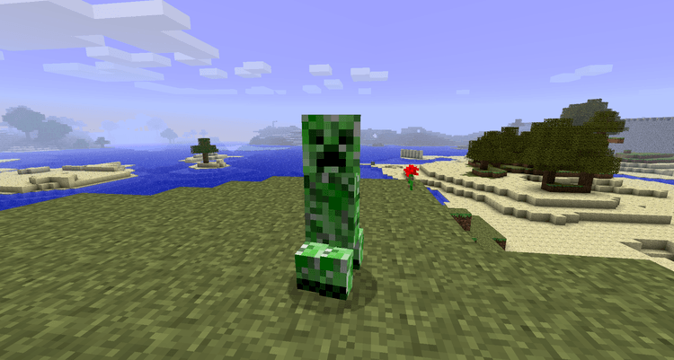 Stalker Creepers mod for minecraft 04