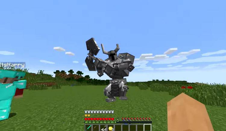1492150139_247_mowzies-mobs-mod-1-11-21-10-2-add-fictitious-creature-to-minecraft Mowzie's Mobs Mod 1.11.2/1.10.2 – Add Fictitious Creature to Minecraft