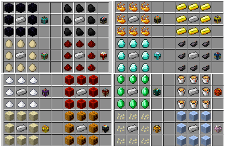 1492154699_936_youtubers-lucky-block-mod-for-minecraft-1-11-21-10-2 Youtuber's Lucky Block Mod for Minecraft 1.11.2/1.10.2