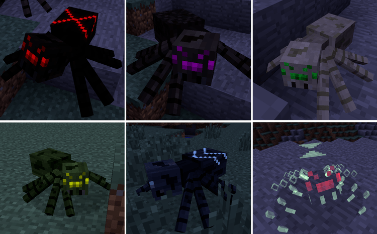 1492192889_929_special-mobs-mod-for-minecraft-1-11-21-10-2 Special Mobs Mod for Minecraft 1.11.2/1.10.2