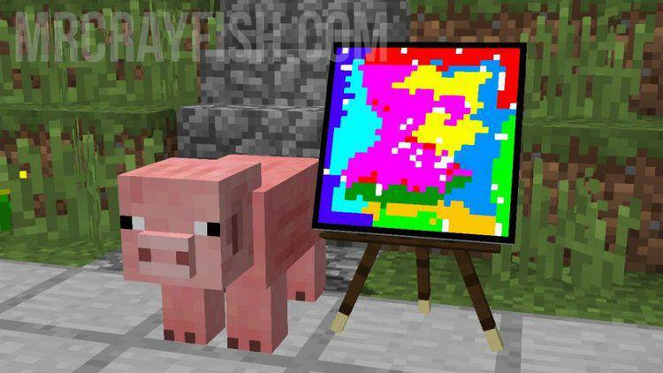 MrCrayfish's Custom Painting Mod for Minecraft 5