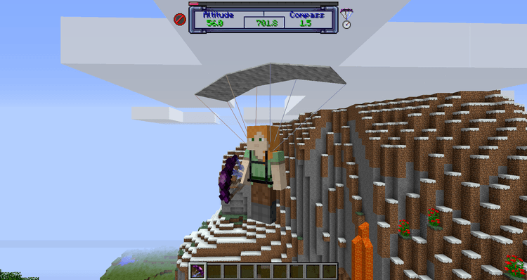 1492270863_46_parachute-mod-1-11-21-10-2-for-minecraft Parachute Mod 1.11.2/1.10.2 for Minecraft