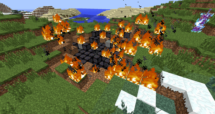 1492290302_408_falling-meteors-mod-for-minecraft-1-11-21-10-2 Falling Meteors Mod for Minecraft 1.11.2/1.10.2