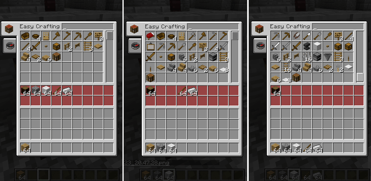 1492291874_234_easy-crafting-mod-for-minecraft-1-11-21-10-2 Easy Crafting Mod for Minecraft 1.11.2/1.10.2