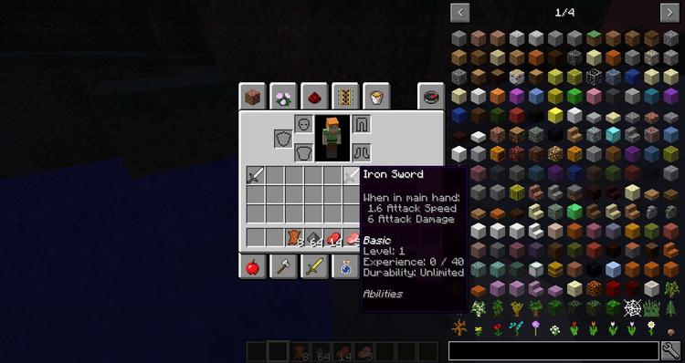 1492327321_976_levels-mod-1-11-21-10-2-for-minecraft Levels Mod 1.11.2/1.10.2 for Minecraft