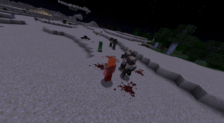 1492336979_846_zombie-awareness-mod-1-11-21-10-2-for-minecraft Zombie Awareness Mod 1.11.2/1.10.2 for Minecraft