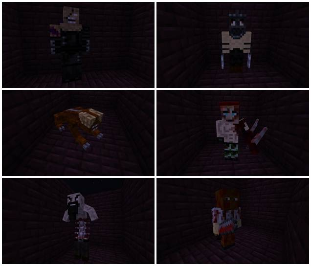 1492347182_132_the-resident-evil-mod-for-minecraft-1-11-21-10-2 The Resident Evil Mod for Minecraft 1.11.2/1.10.2