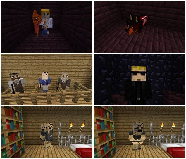 1492347183_74_the-resident-evil-mod-for-minecraft-1-11-21-10-2 The Resident Evil Mod for Minecraft 1.11.2/1.10.2
