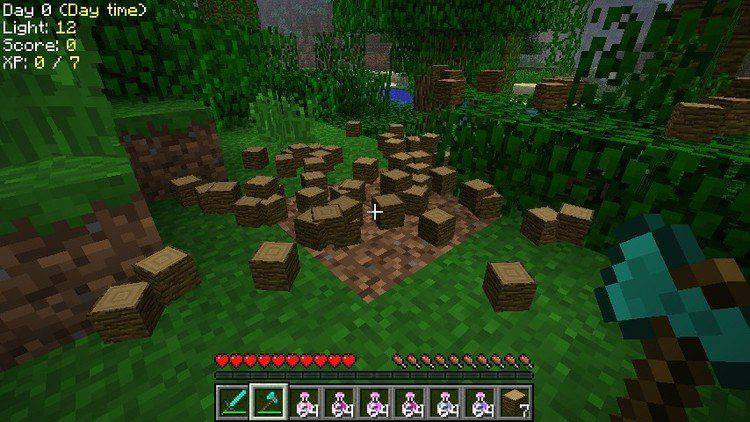 1492408797_624_tree-chopper-mod-1-11-21-10-2-for-minecraft-cut-down-whole-trees Tree Chopper Mod 1.11.2/1.10.2 for Minecraft – Cut down whole Trees