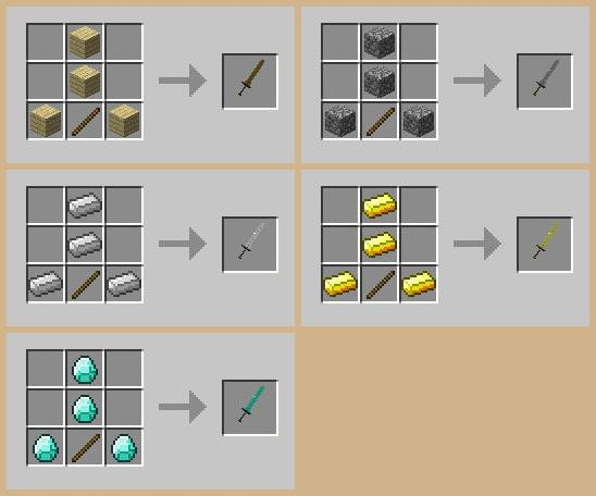 1492408913_809_kaishis-weapon-pack-mod-1-11-21-10-2 Kaishi's Weapon Pack Mod 1.11.2/1.10.2