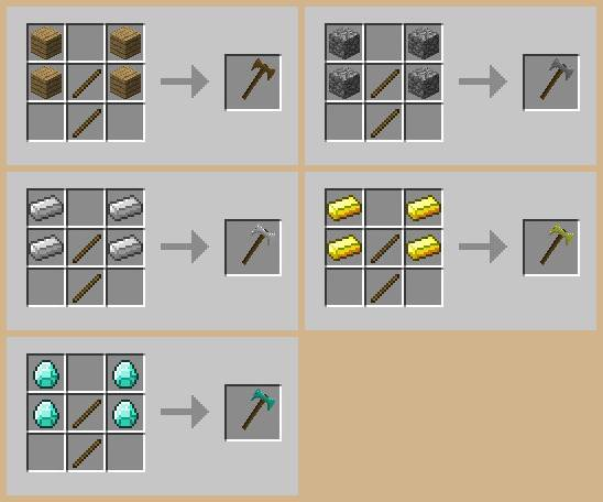 1492408914_291_kaishis-weapon-pack-mod-1-11-21-10-2 Kaishi's Weapon Pack Mod 1.11.2/1.10.2