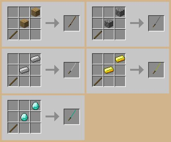 1492408914_590_kaishis-weapon-pack-mod-1-11-21-10-2 Kaishi's Weapon Pack Mod 1.11.2/1.10.2