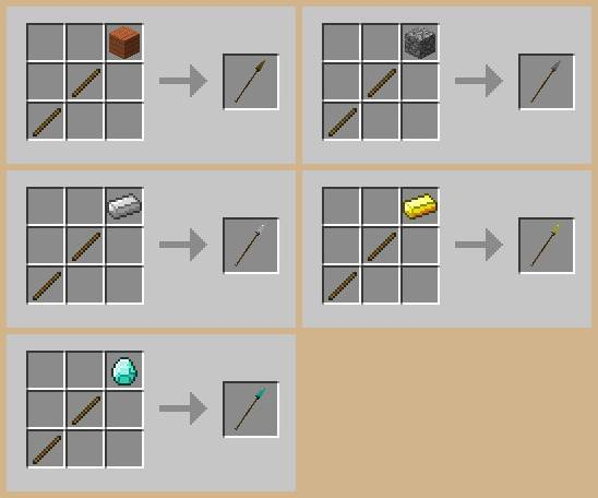 1492408914_830_kaishis-weapon-pack-mod-1-11-21-10-2 Kaishi's Weapon Pack Mod 1.11.2/1.10.2