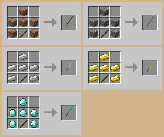 1492408914_89_kaishis-weapon-pack-mod-1-11-21-10-2 Kaishi's Weapon Pack Mod 1.11.2/1.10.2