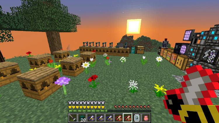 1492410004_34_magic-bees-mod-for-minecraft-1-11-21-10-2 Magic Bees Mod for Minecraft 1.11.2/1.10.2