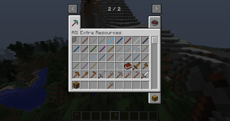 1492438063_305_advanced-sticks-extra-resources-mod-1-11-21-10-2-for-minecraft Advanced Sticks Extra Resources Mod 1.11.2/1.10.2 for Minecraft