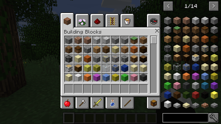 1492459197_627_inventory-x-mod-1-11-21-10-2-for-minecraft Inventory X Mod 1.11.2/1.10.2 for Minecraft