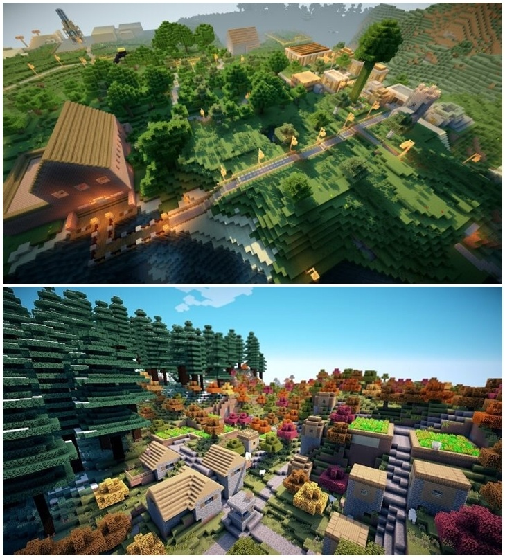 1492462512_11_how-to-install-shaders-mod-for-minecraft-1-11-21-10-2 How to install Shaders Mod for Minecraft 1.11.2/1.10.2