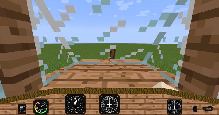 1492496651_708_flight-simulator-mod-for-minecraft-1-11-21-10-2 Flight Simulator Mod for Minecraft 1.11.2/1.10.2
