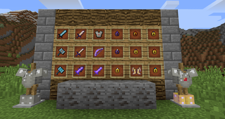 1492497895_364_gods-weapons-mod-for-minecraft-1-11-21-10-2 God's Weapons Mod for Minecraft 1.11.2/1.10.2