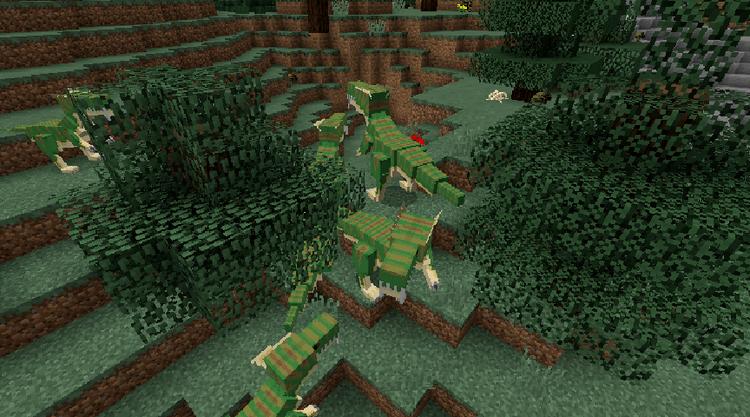 1492538729_815_mob-hunter-mod-for-minecraft-1-11-21-10-2 Mob Hunter Mod for Minecraft 1.11.2/1.10.2