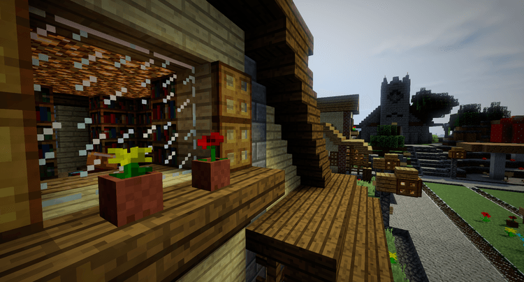 1492549570_416_chocapic13s-shaders-mod-for-minecraft-1-11-21-10-2 Chocapic13's Shaders Mod for Minecraft 1.11.2/1.10.2