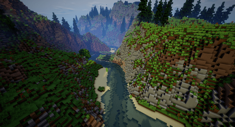 1492549570_518_chocapic13s-shaders-mod-for-minecraft-1-11-21-10-2 Chocapic13's Shaders Mod for Minecraft 1.11.2/1.10.2