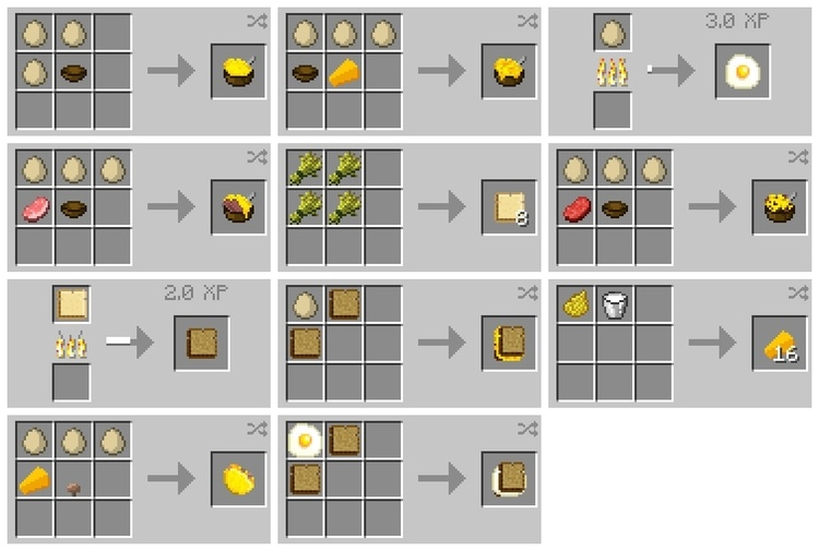 1492550945_791_eat-the-eggs-mod-1-11-21-10-2-for-minecraft Eat The Eggs Mod 1.11.2/1.10.2 for Minecraft
