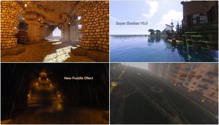 1492562960_338_super-shaders-mod-for-minecraft-1-11-21-10-2 Super Shaders Mod for Minecraft 1.11.2/1.10.2