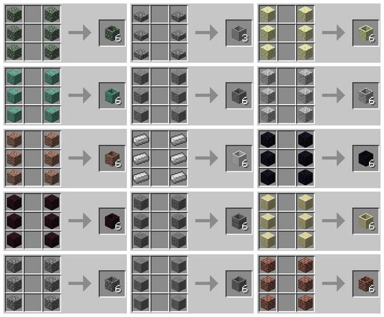 1492592720_789_chimneys-mod-1-11-21-10-2-adds-a-ton-of-highly-functional-chimney-for-minecraft Chimneys Mod 1.11.2/1.10.2 – Adds a ton of highly functional chimney for Minecraft