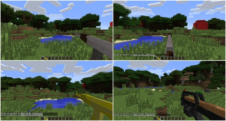 1492593231_896_3d-gun-mod-1-11-21-10-2-for-minecraft 3D Gun Mod 1.11.2/1.10.2 for Minecraft