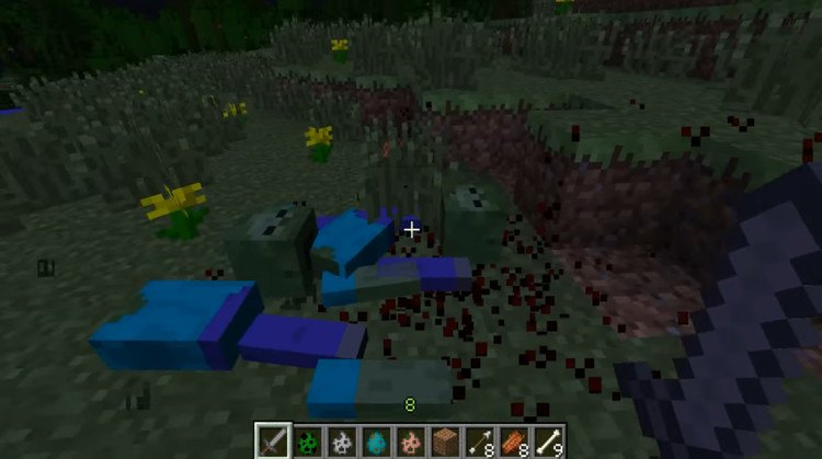 1492639082_505_mob-dismemberment-mod-1-11-21-10-2-for-minecraft Mob Dismemberment Mod 1.11.2/1.10.2 for Minecraft