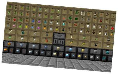 1492698903_226_chameleon-mod-1-11-21-10-2-for-minecraft Chameleon Mod 1.11.2/1.10.2 for Minecraft