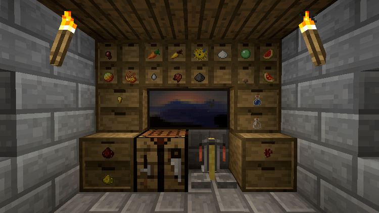 1492698903_805_chameleon-mod-1-11-21-10-2-for-minecraft Chameleon Mod 1.11.2/1.10.2 for Minecraft