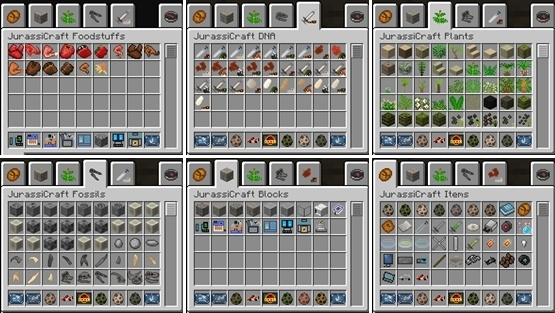 1492769209_715_jurassicraft-2-mod-1-11-21-10-2-for-minecraft JurassiCraft 2 Mod 1.11.2/1.10.2 for Minecraft