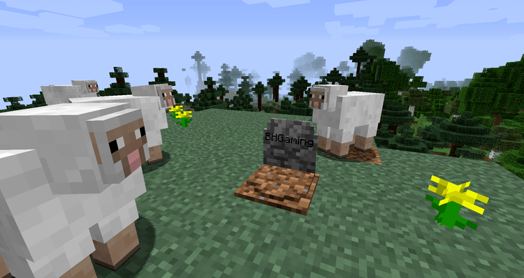 1492827210_35_grave-stone-mod-1-11-21-10-2-for-minecraft Grave Stone Mod 1.11.2/1.10.2 for Minecraft