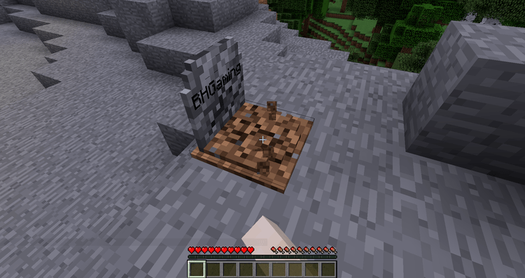 1492827211_989_grave-stone-mod-1-11-21-10-2-for-minecraft Grave Stone Mod 1.11.2/1.10.2 for Minecraft